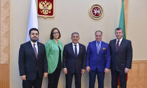 Руководство турецкой промзоны «Гебзе» имеет планы наСвияжский мультимодальный логистический центр