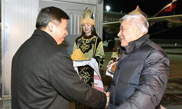 ВКазани пройдет общий форум «Единой России» иКоммунистической партии Китая