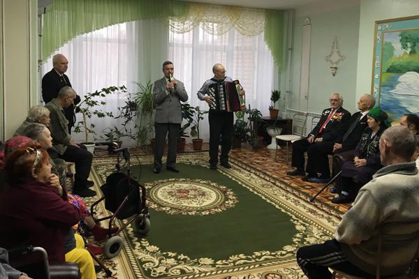 Дом престарелых в лениногорске татарстан пансионат для пенсионеров в карелии